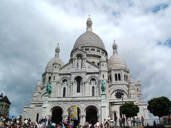 英伦圣保罗大教堂 古典建筑的经典
