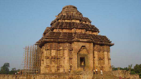 开启心灵瑜珈之旅 感受印度5大著名庙宇魅力