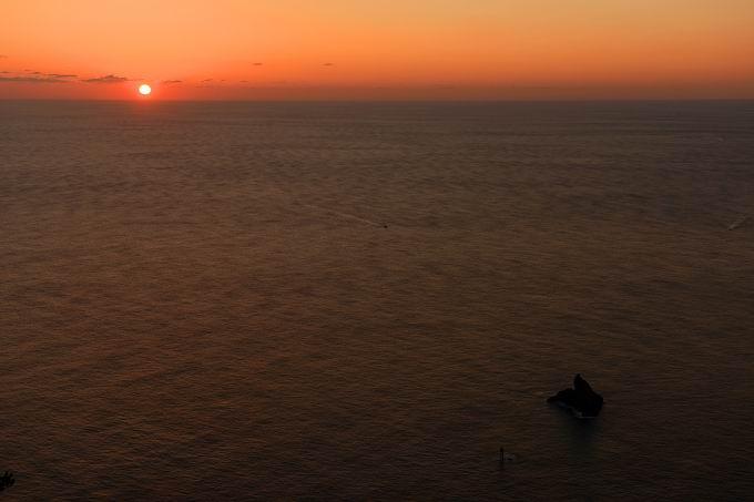 韩国最东端:在郁陵郡独岛寻找最美日出