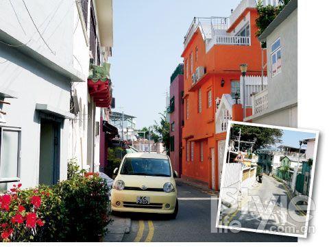 香港温柔一面 爱上离岛的N种理由