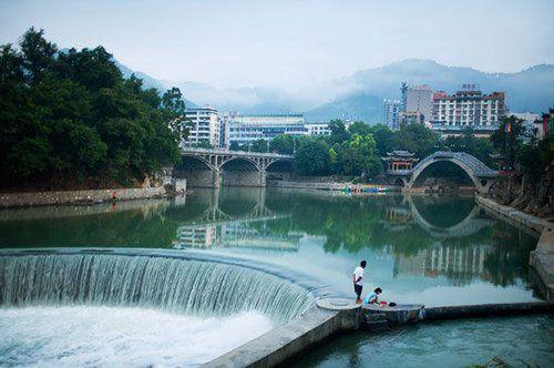 湘西浦市:点缀在沅江上的古老珠宝