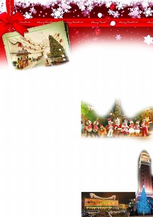 圣诞无假期去港澳玩中西合璧 别有风味