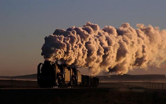 内蒙古克什克腾旗:蒸汽机车最后的天堂