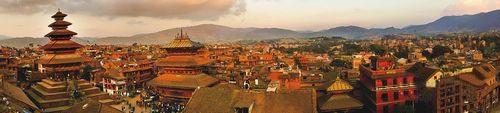 尼泊尔巴德岗:震撼的中世纪王城