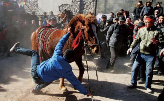 山西平定:传承千百年的春节民俗