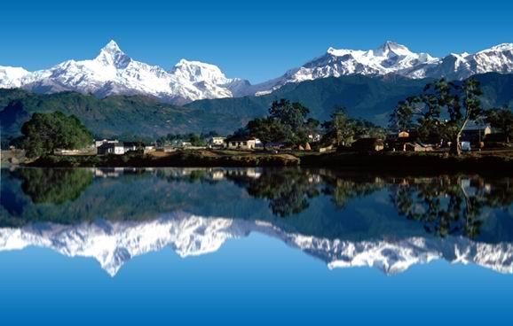 吸收正能量 徒步尼泊尔的心灵之旅