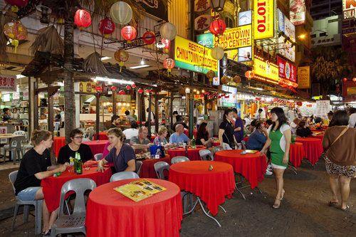 马来西亚吉隆坡 魅力四射的多元都市