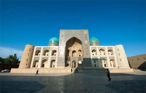 千年之约 乌兹别克斯坦之恋