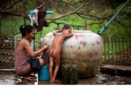 幸福与贫富无关!柬埔寨老百姓真实生活