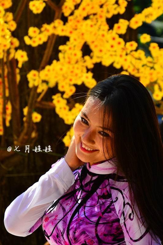 多情的奥黛姑娘 越南河内自助游乐虎国际官网