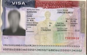 美国探亲访友签证(多次·免面试)