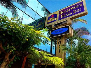 洛杉矶贝斯特韦斯特好莱坞广场酒店