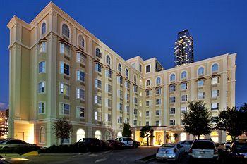 休斯顿商业街廊靛蓝酒店