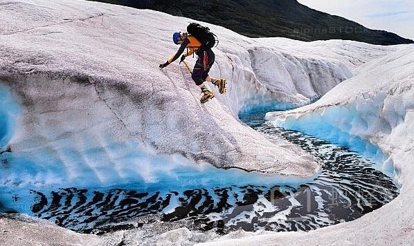 阿莱奇冰川景点介绍