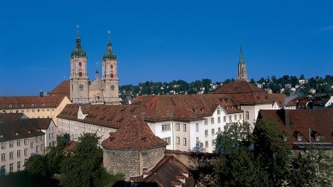 圣加仑修道院