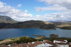 美丽的西班牙小镇萨阿拉