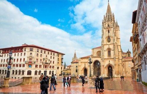 西班牙天堂之都奥维耶多