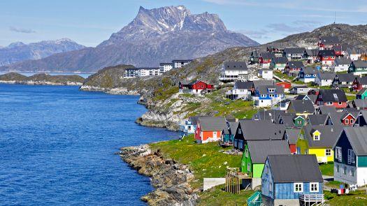 格陵兰首府-努克概况