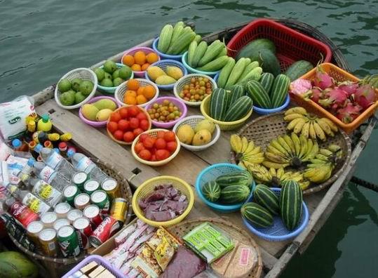 越南旅游购物地点推荐