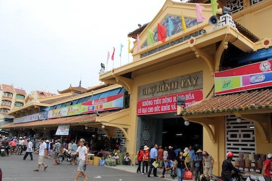 胡志明市平西市场 安东市场 滨城市场购物乐虎国际官网