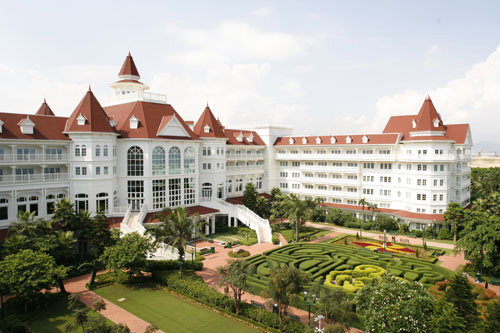 香港迪士尼乐园酒店、好莱坞酒店