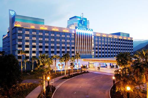 香港迪士尼乐园酒店与迪士尼好莱坞酒店