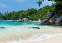 长沙直飞泰国最美•丽贝岛(6D5N)自由行