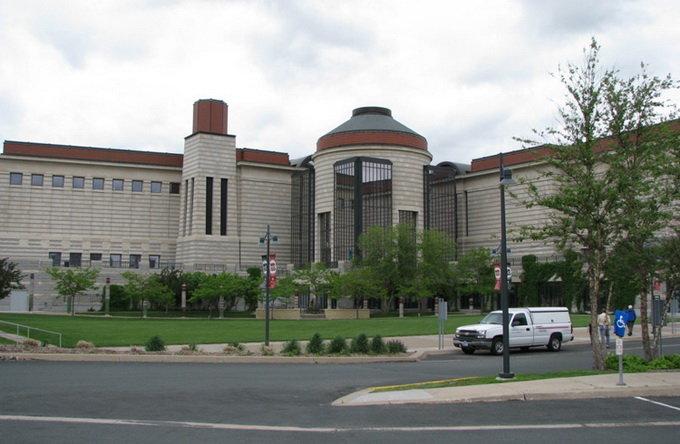 明尼苏达州圣保罗景点:明尼苏达州历史中心