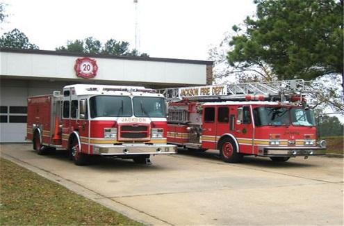 密西西比州杰克逊景点:杰克逊消防博物馆