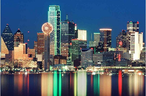 得克萨斯州达拉斯旅游乐虎国际官网:达拉斯市城市概况