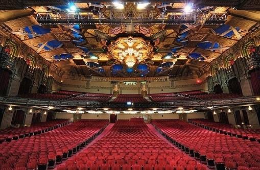华盛顿州塔科马景点:Tacoma Pantages Theater