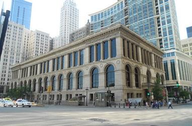 芝加哥景点:文化中心