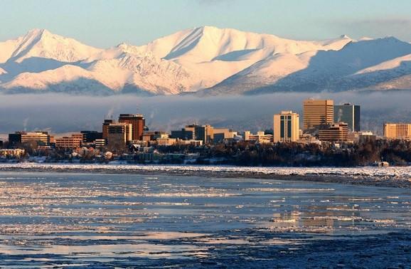 阿拉斯加州安克雷奇旅游乐虎国际官网:安克雷奇市城市概况