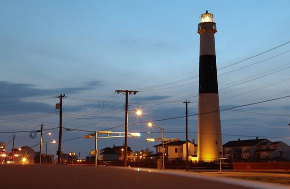 新泽西州亚特兰蒂斯城景点:阿布西肯灯塔