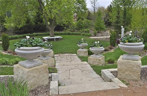 爱荷华州艾姆斯景点:Reiman花园