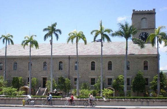 夏威夷景点:卡怀亚哈奥教堂