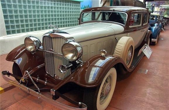 内华达州雷诺景点:国立汽车博物馆