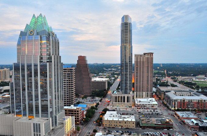 德克萨斯州奥斯汀旅游乐虎国际官网:奥斯汀市城市概况