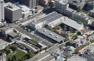 旧金山景点:Moscone中心