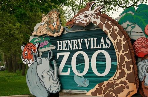 威斯康星州麦迪逊市景点:亨利·维拉斯动物园