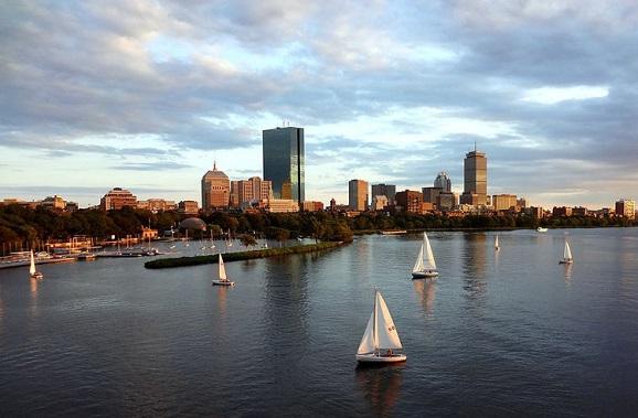 波士顿景点:后湾