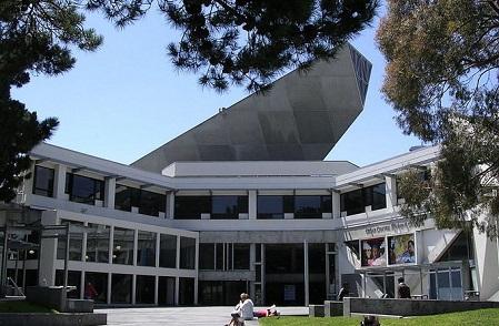 旧金山景点:旧金山州立大学