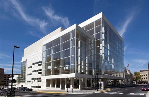 威斯康星州麦迪逊市景点:欧佛图艺术中心