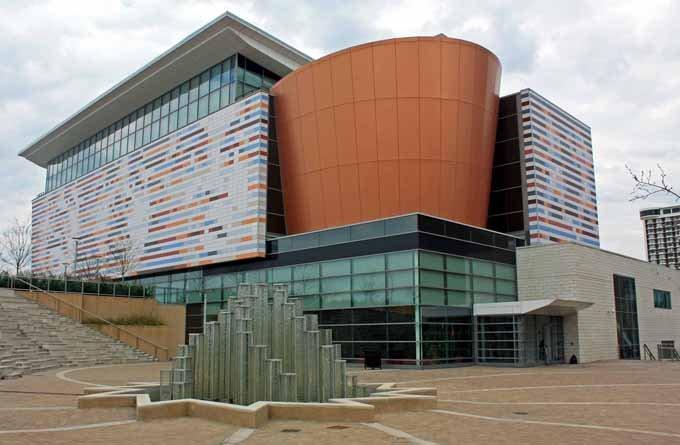 肯塔基州路易斯维尔景点:拳王穆罕默德·阿里中心