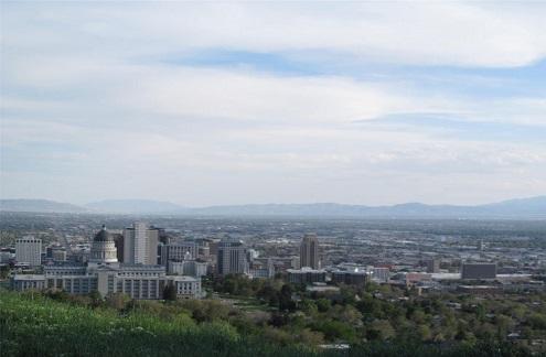 犹他州盐湖城旅游乐虎国际官网:盐湖城市城市概况