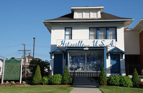 密歇根州底特律景点:摩城历史博物馆