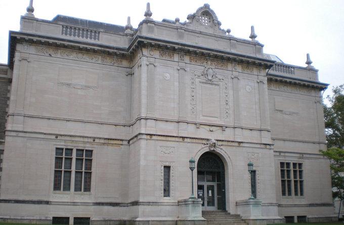 康涅狄格州哈特福德景点:沃兹沃思学会