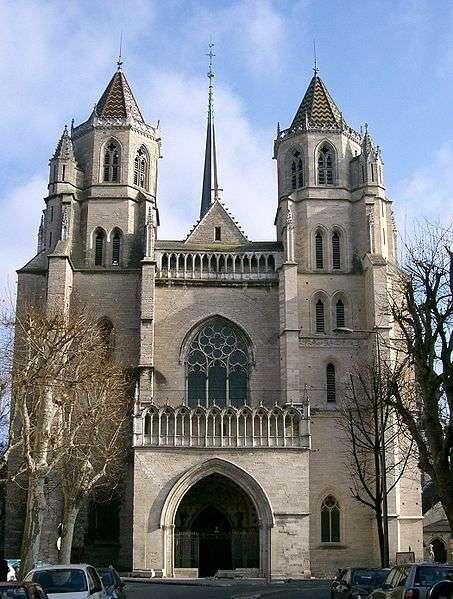 第戎主教座堂旅游