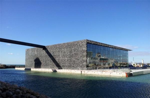 欧洲及地中海文明博物馆_马赛_法国