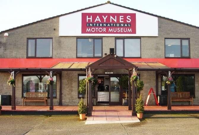 海恩斯国际汽车博物馆